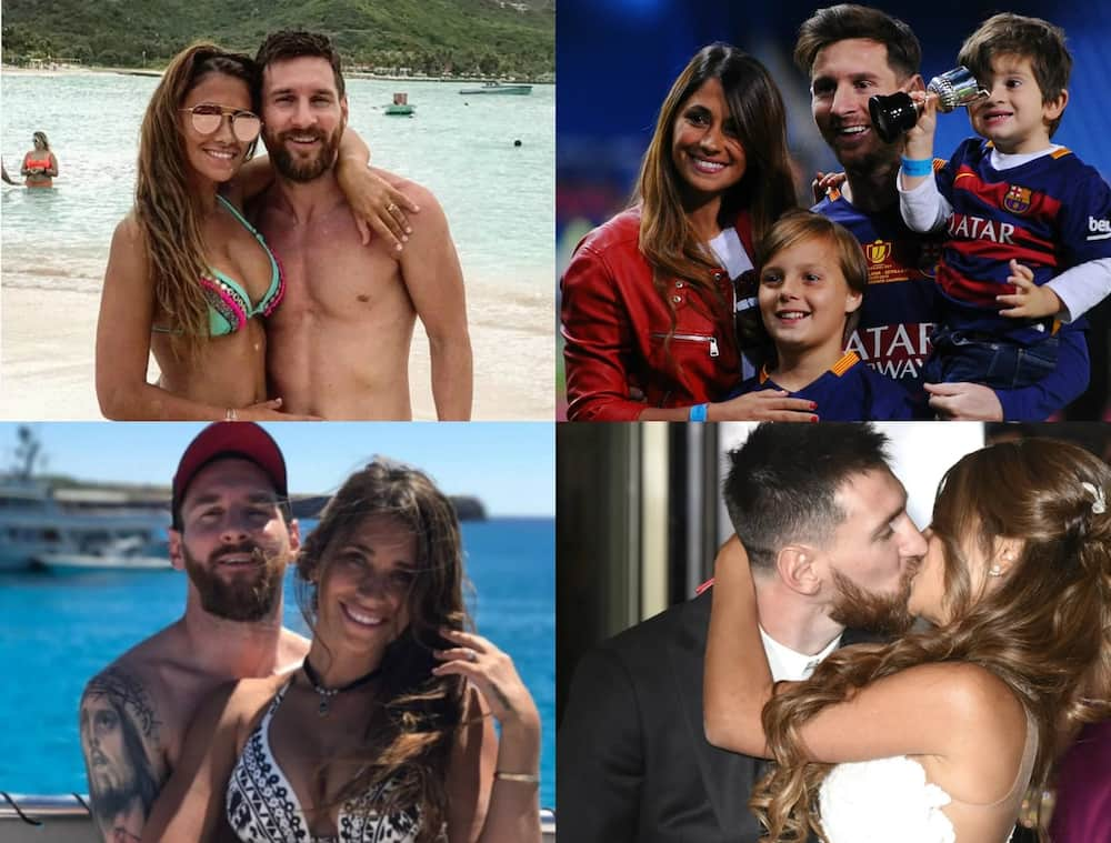 Lionel Messi wife story: is she his first love?