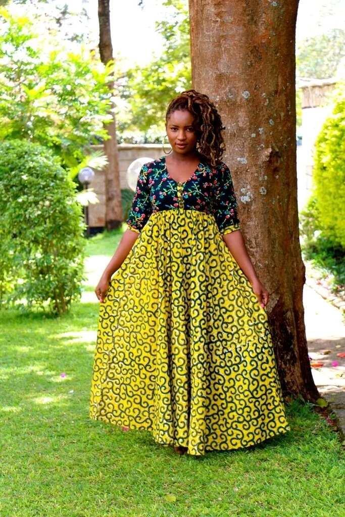 Ankara Maternity Gown Styles Legitng