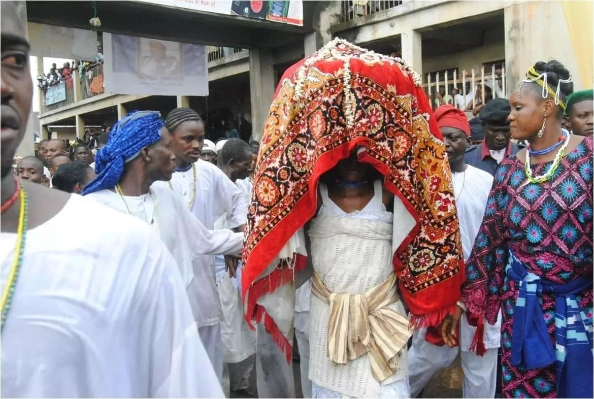 Osun Osogbo festival 2018 date and history