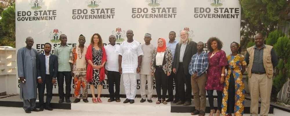 Brief history of Edo State in Nigeria
