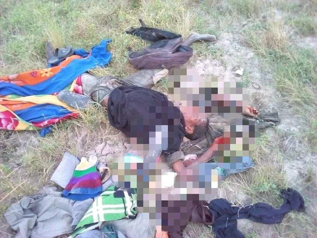 Ratata: Dakarun soji sun kashe mayakan kungiyar Boko Haram ma su yawa, hotuna