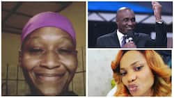 Kemi Olunloyo speaks from Port Harcourt prison, alleges her arrest was over Iyabo Ojo, Pastor Ibiyeomie adultery mess