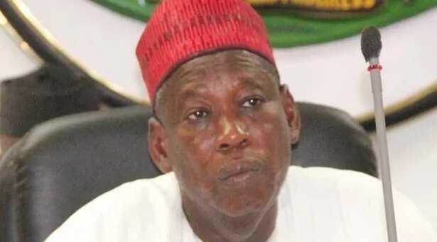 Gwamnan Kano Abdullahi Umar Ganduje