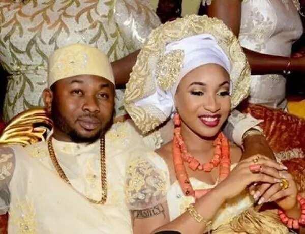 Tonto Dikeh marriage