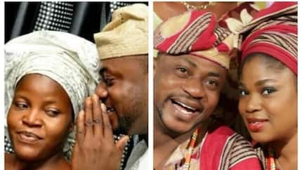 Has famous actor Odunlade Adekola found new wife or is it just a gossip?