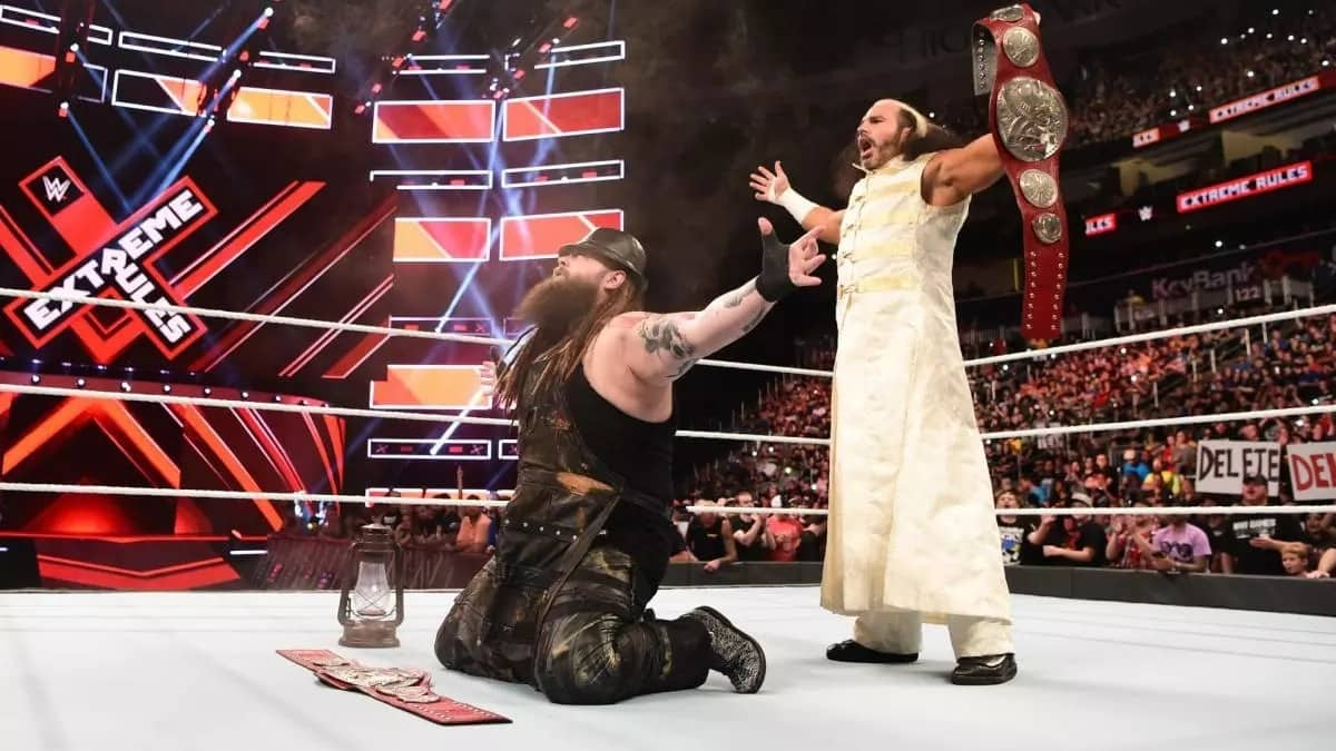 WWE Extreme Rules 2018 results and grades ▷ Legit ng