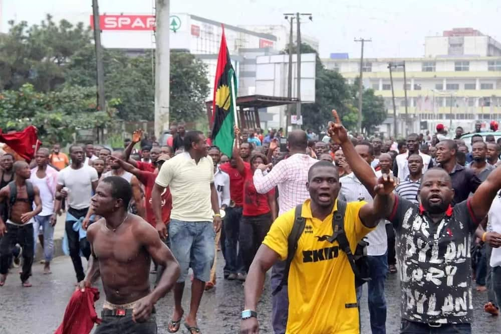IPOB launches broadcasting service in America ▷ Legit ng
