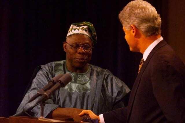 PHOTOS: 4 Nigerian Presidents that have met US presidents