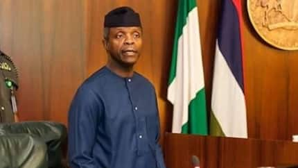 Osinbajo is welcome to our institution - OAU