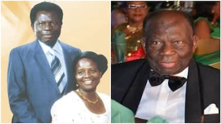 Meet 99-year-old Akintola Williams, the first chartered accountant in Africa (photos)