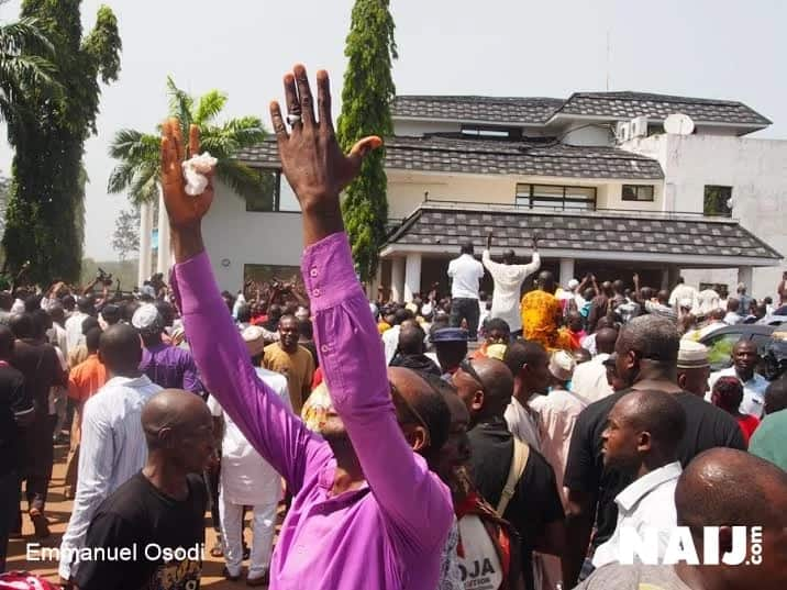 Audu Abubakar Confirmed Dead, Buried Amid Tears In Kogi