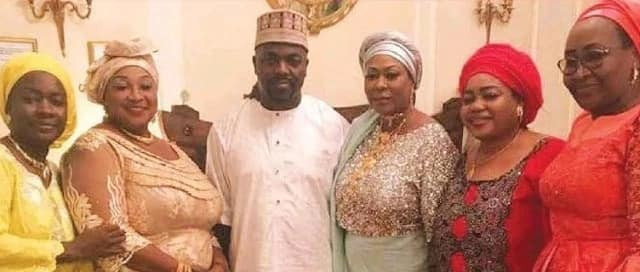 Widow of late billionaire Dehinde Fernandez marries her younger lover 3 years after husband's death
