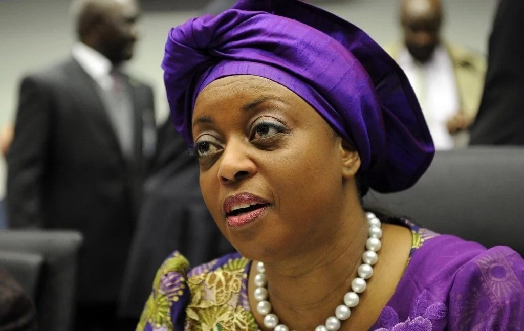 Diezani Alison-Madueke, the former Minister of Petroleum Resources