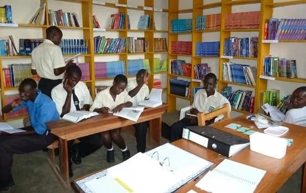 History of library in Nigeria