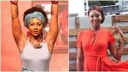 Actress Osas Ajibade celebrates birthday in unique way, shows off dancing skills (video)