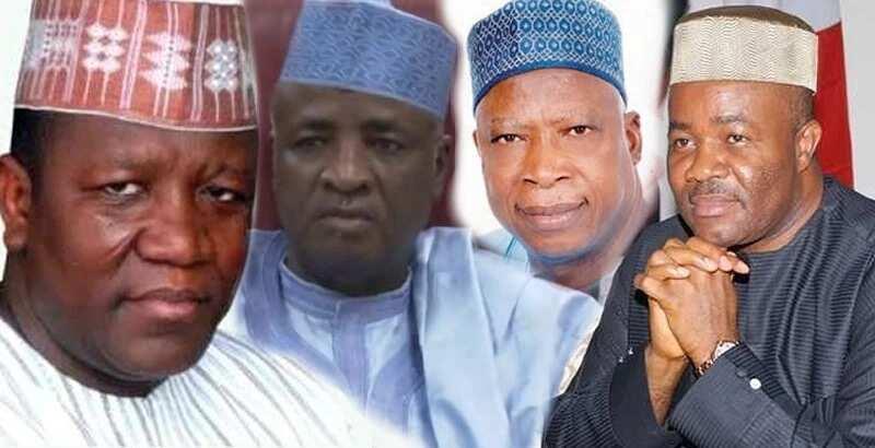 'Yan Siyasa 8 da ake zargi da rashawar N232bn kuma suke fafutika akan tazarcen Buhari