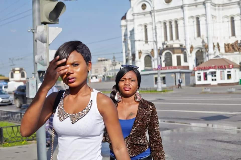 Nigerian Girl Was Sold To Russian Pimp By Best Friend