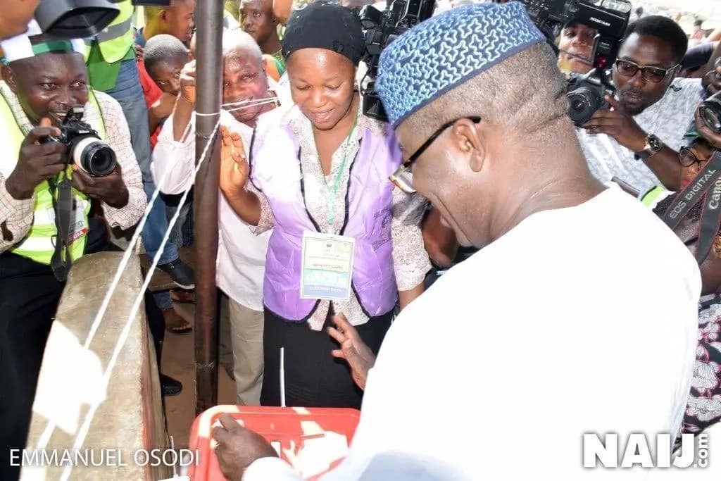 Breaking: Kayode Fayemi of APC wins Ekiti election