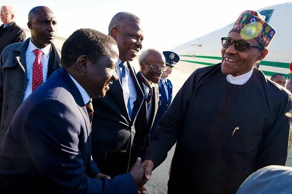 OPINION: In Washington, Buhari needs to speak for all of Africa by Richard Mammah