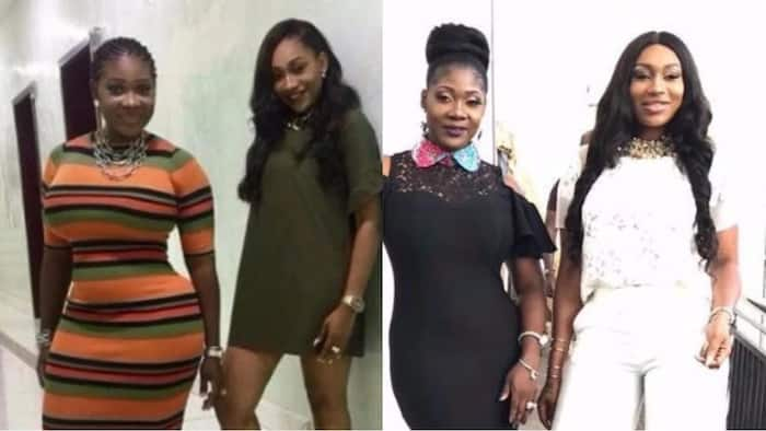 Mercy Johnson and Ebube Nwagbo prove they are the hottest Nollywood divas in these photos
