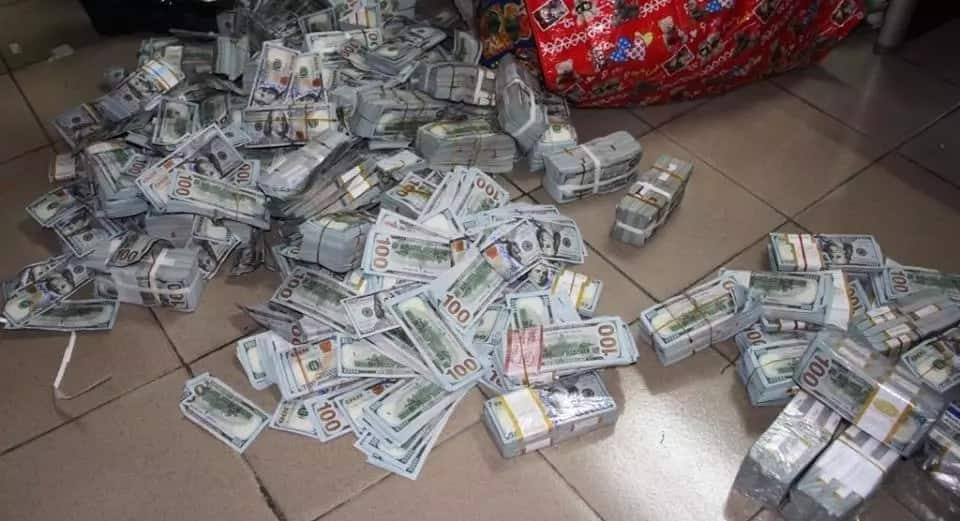 Former PDP chairman named as owner of apartment where EFCC discovered huge cash