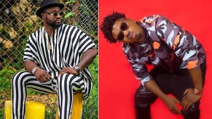 Skiibii reacts after Harrysong shared message about death