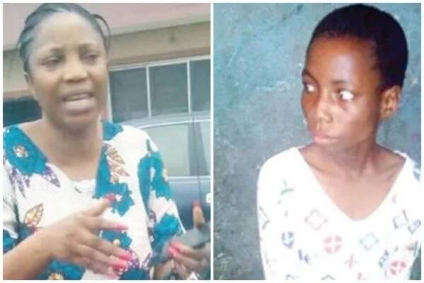Barren wife brutalises 13-year-old househelp for allegedly taunting her (photos)