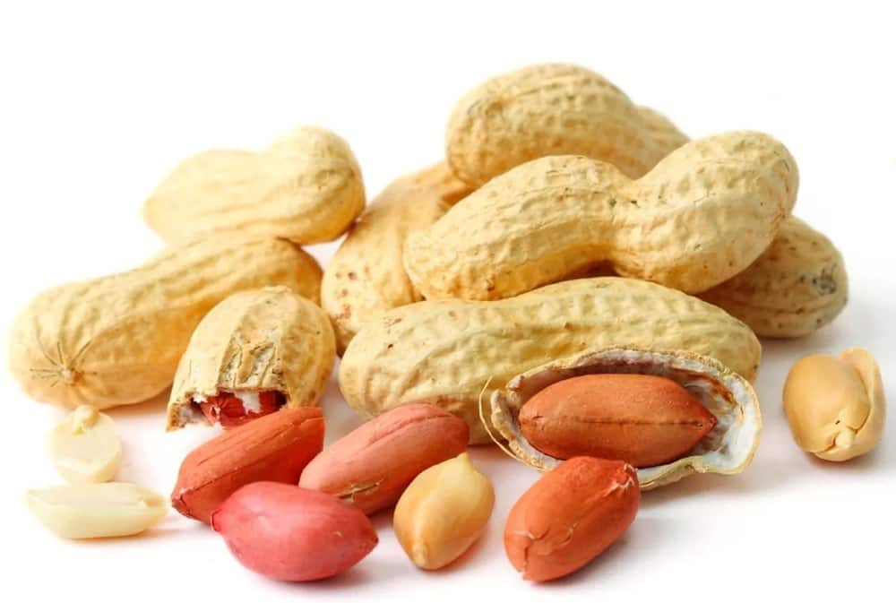 Photo of groundnuts