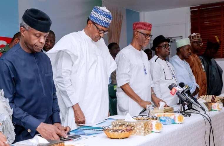 An bankado wata badakalar Naira tiriliyan 8 a manyan ma'aikatun gwamnatin Buhari