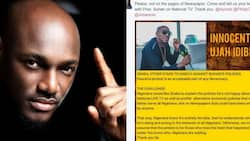 Haters, receive sense! 2baba has every right to lead a protest