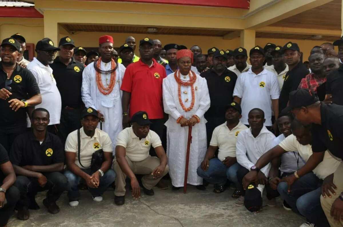 NBM of Africa eulogises late Oba of Benin ▷ Legit ng