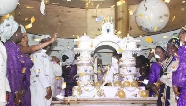 See How Baba Ijebu Celebrated 80th Birthday In Grand Style ▷ Legit ng
