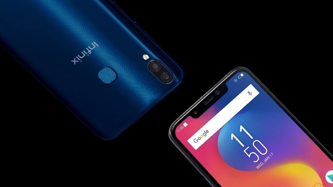 Moving a notch higher - Infinix Mobility unveils Hot S3X