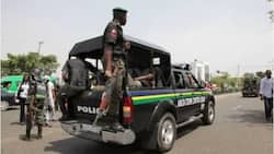 JUST IN: Nigeria Police denies report of bank robbery in Lagos