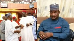 Breaking: Senate probes alleged use of 'illegal' vigilance group by Kogi governor