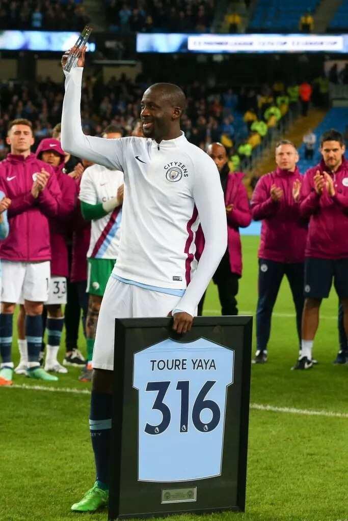Yaya Toure agrees Olympiakos return despite London club links