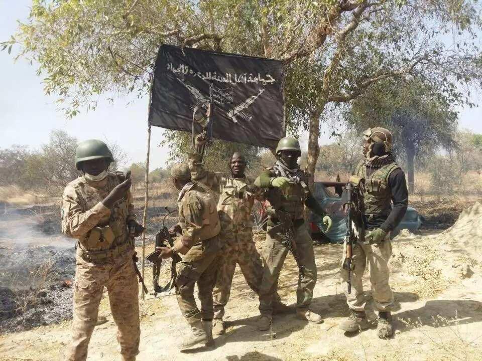 Dakarun Soji sun ceto wani Dattijo daga hannun 'yan Ta'addan Boko Haram a jihar Borno