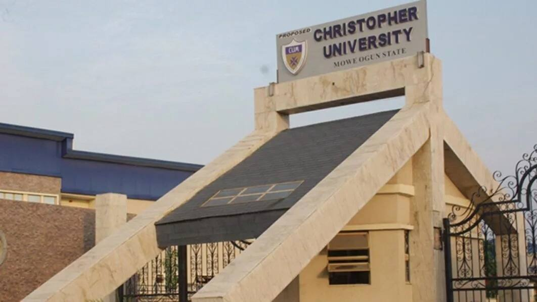 Christopher University