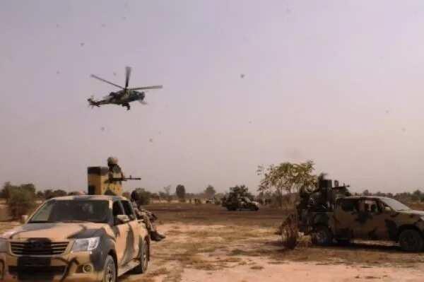 Wuta daga sama: Sojin saman Najeriya sun yi wa 'yan Boko Haram mummunar illa