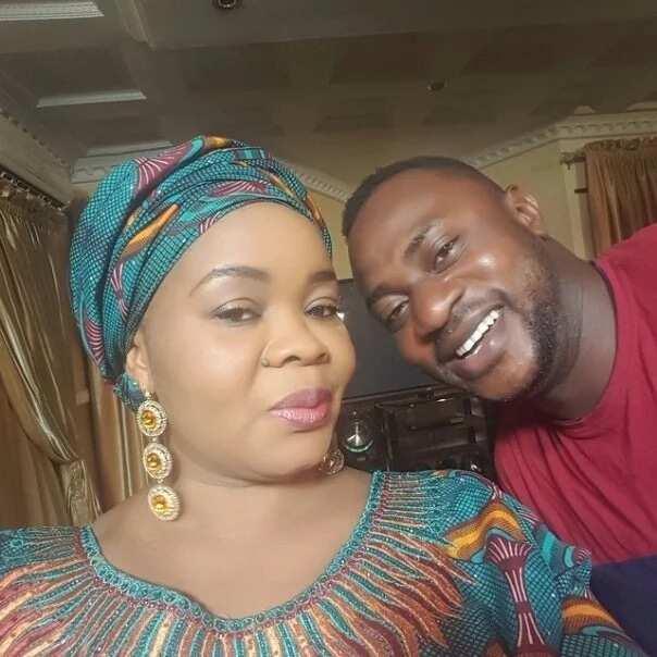Odunlade Adekola and Ruth Adekola