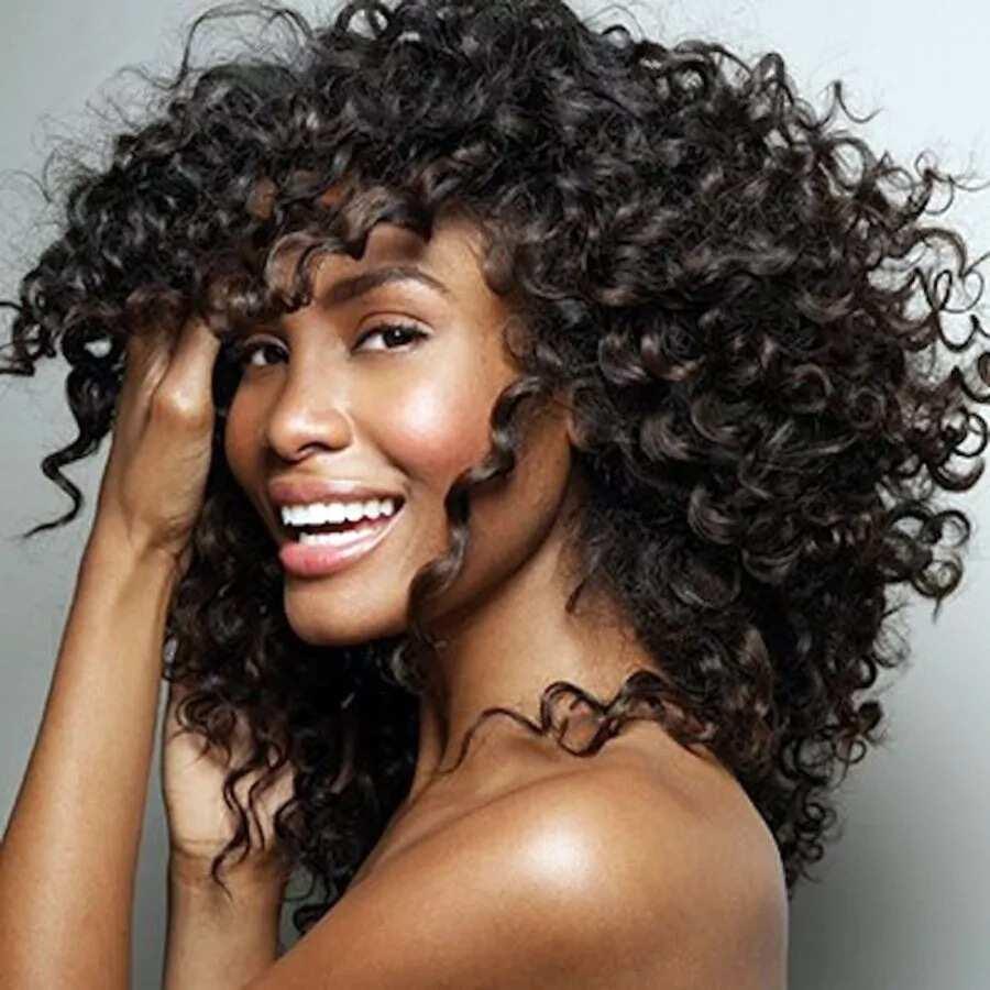 Elastic curls