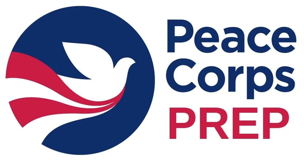 The Logo of Peace Corps