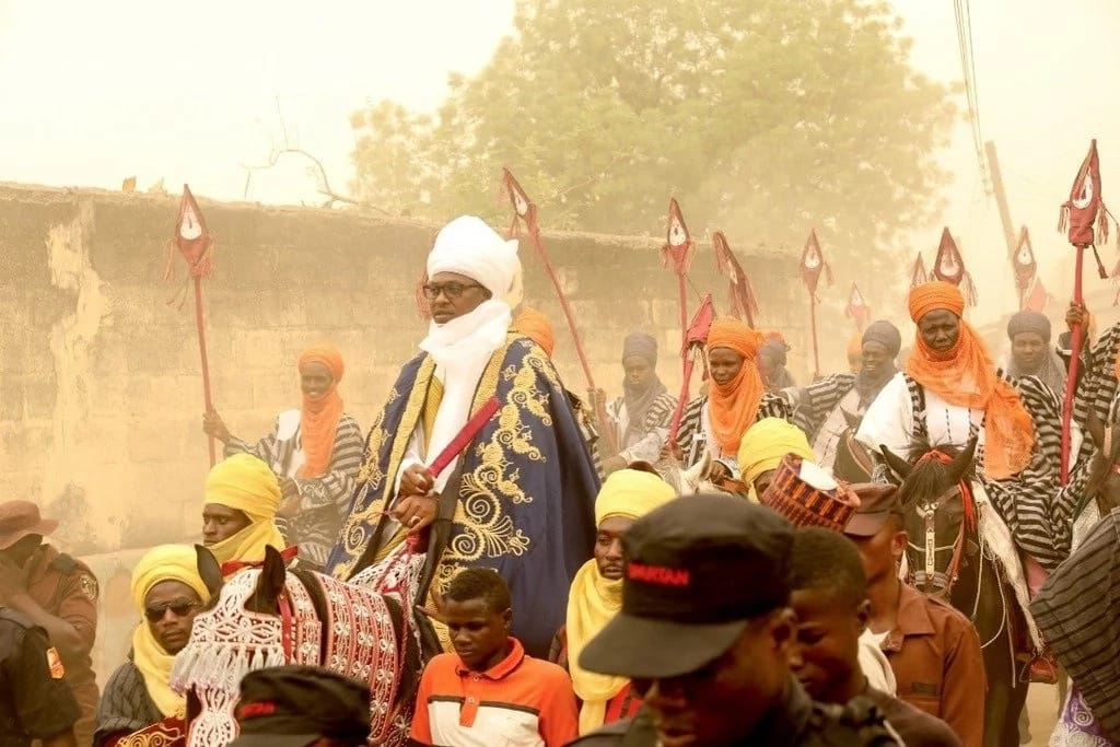Osinbajo, El-Rufai, others in Yola for turban ceremony of Dujima Adamawa