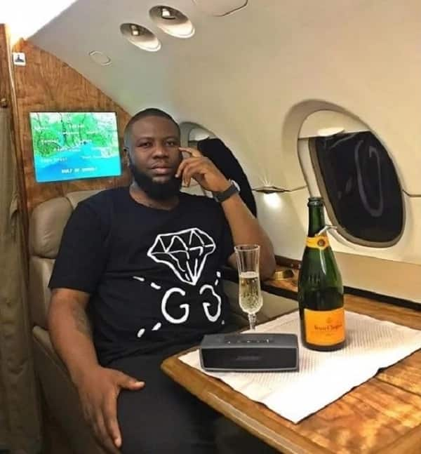 Ray Hushpuppi and his Dolce Vita