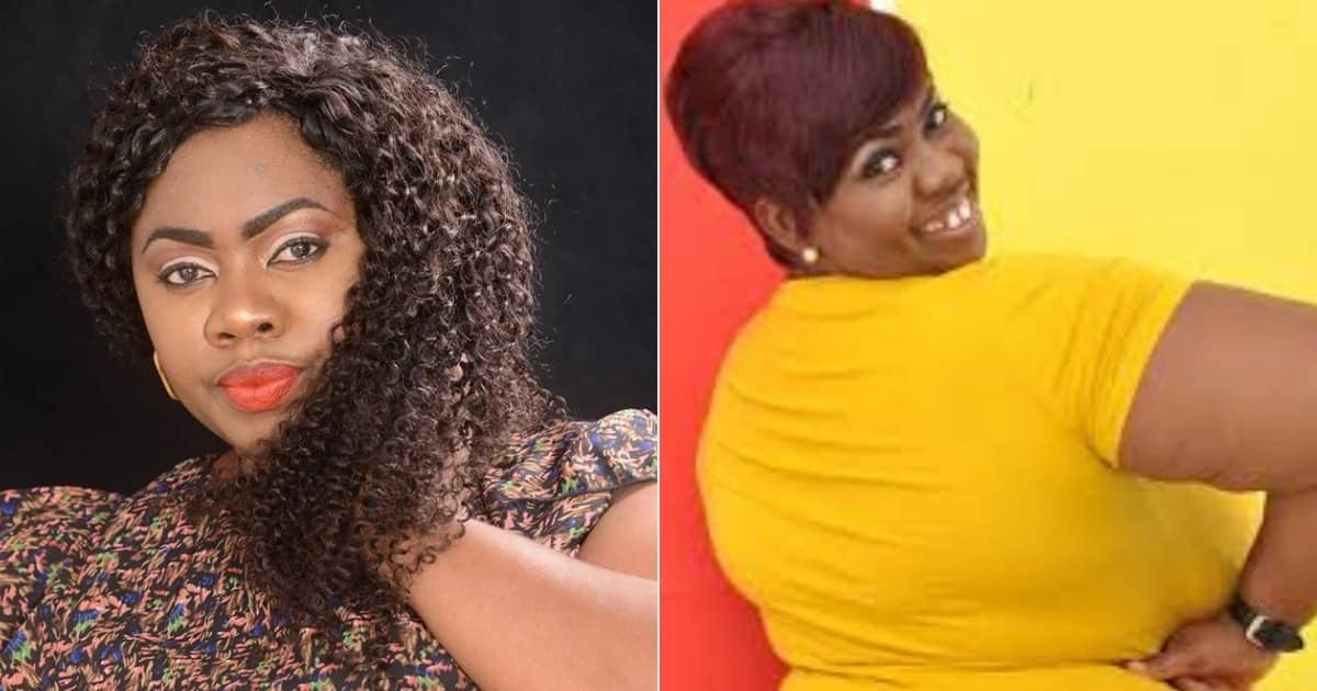 Actress Ifeoma Okeke goes personal in interview, says she can only trust her future husband, not love him