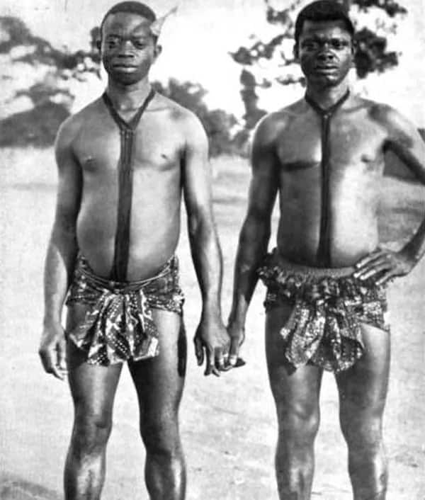 Types of Igbo dressing loincloth