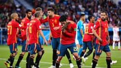 Spain set for round of 16 clash with Russia after playing out a score draw with Morocco