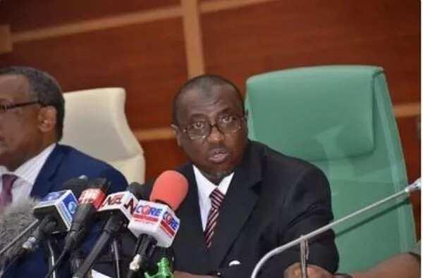 Ibe Kachikwu - a responsible person