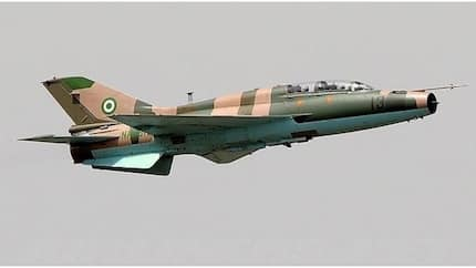 Several terrorists neutralised as NAF jet destroys Boko Haram tactical headquarters