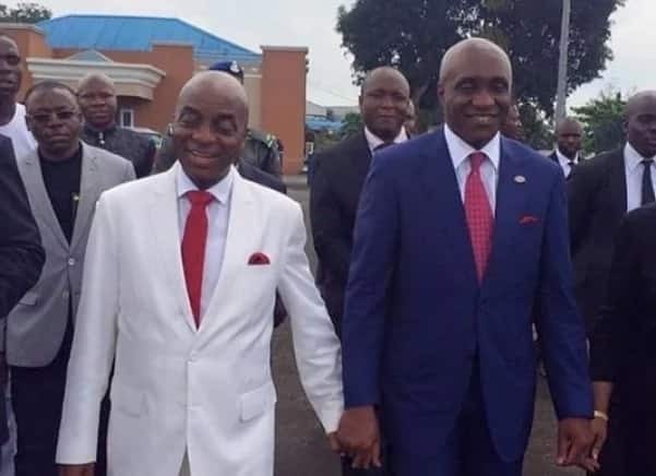 David Ibiyeomie and David Oyedepo